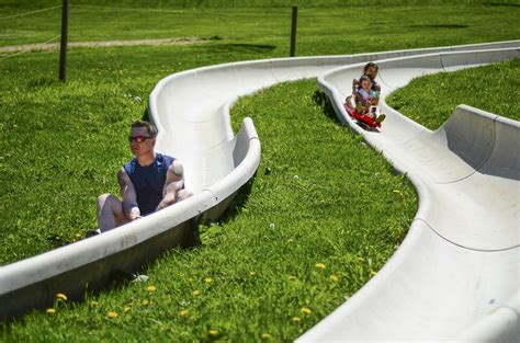 The Mountain Slide Near Pittsburgh That Will Take You On A