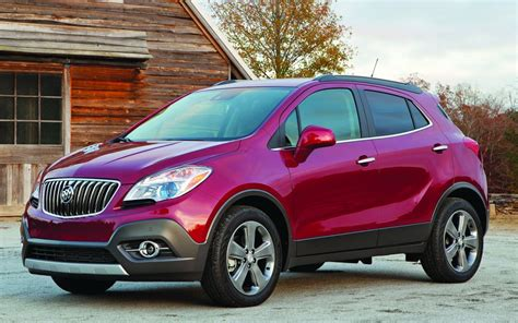 Buick Small Crossover by New Buick Encore Small Crossover Big On Style And