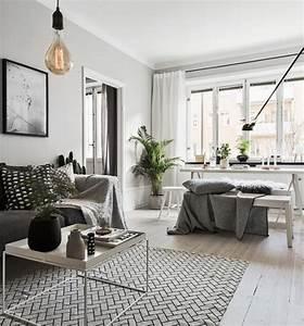 Einrichtungsideen Wohnzimmer Modern : wohnzimmer grau wei modern die neuesten innenarchitekturideen ~ Markanthonyermac.com Haus und Dekorationen