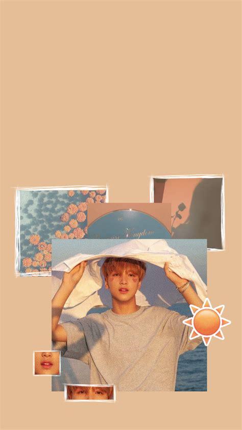 nct 127 haechan soft lockscreen aesthetic kpop