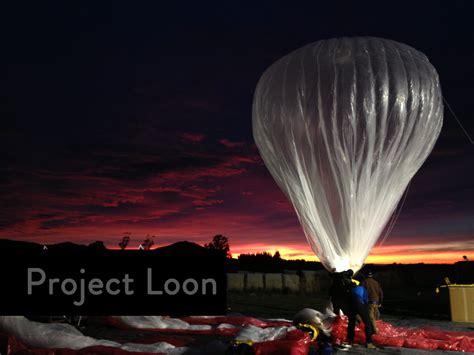 google internet balloon crash   reason  power outage