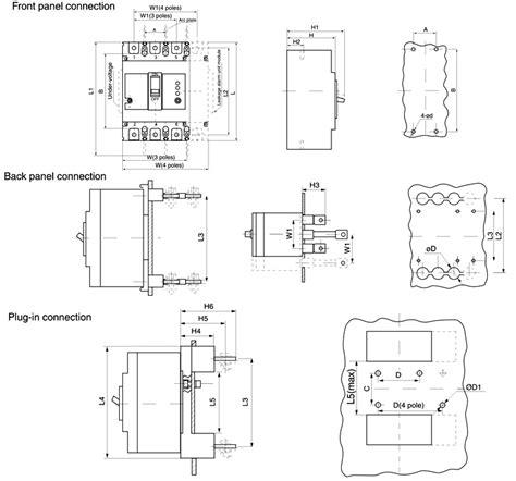 mcb mccb elcb rcbo function earth leakage circuit breaker buy function earth leakage circuit