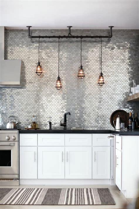 cuisine carrelage mural le carrelage mural en 50 variantes pour vos murs