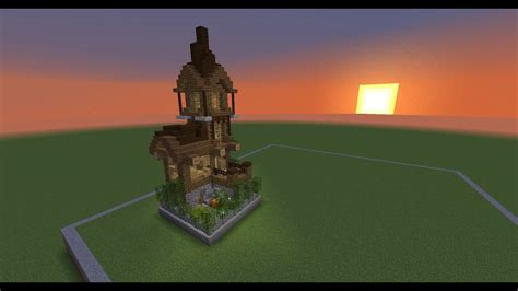 minecraft  house tutorial house  youtube