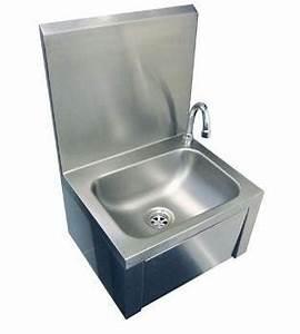 Evier Inox Professionnel : lavabos lave mains tous les fournisseurs lavabo ~ Edinachiropracticcenter.com Idées de Décoration