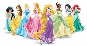 Design a Dress for a Disney Princess