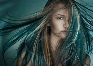 Teal And Blonde Hair Hair Colors Ideas