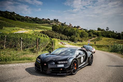 Its actual top speed has reportedly not yet been tested. Bugatti Chiron. The Grand Tour - From Milan to Monaco ...