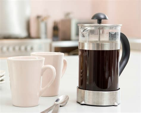 To make things more confusing, your favorite mug could be 10, 12, or 140z! Making Coffee in a French Press | ThriftyFun