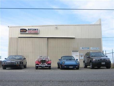 bmw repair  botzons automotive  spokane wa bimmershops