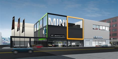 bmw dealership bmw to renovate nyc bmw and mini dealerships for a