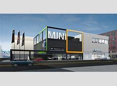 bmw dealership BMW to renovate NYC BMW and MINI