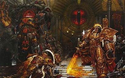 Warhammer 40k Emperor Wallpapers