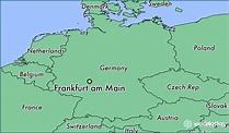 Where is Frankfurt am Main, Germany? / Frankfurt am Main ...