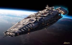 Battlecruiser Low Earth Orbit By Jgranite On DeviantArt