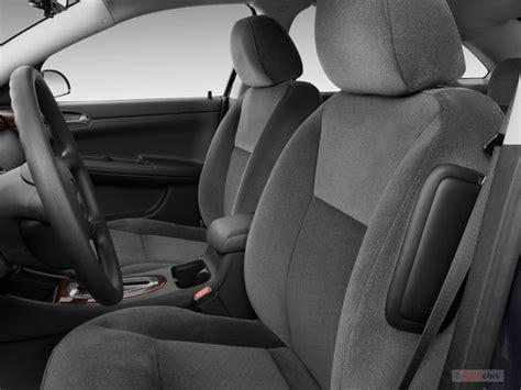 chevrolet impala interior  news world report