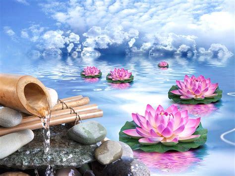 Fond Ecran Zen Attitude
