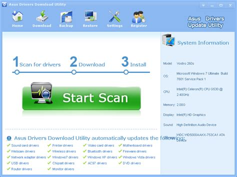 Printer hp m750 drivers download. How to Download and Update ASUS Drivers