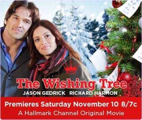 christmas tree journey movie 1996 hallmark wonderful the wishing tree hallmark channel