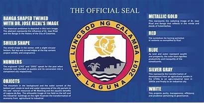 Ph Gov Seal Official Calamba Government Lgu