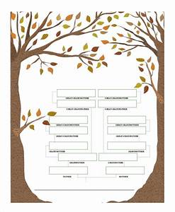 Family Tree Template - 8+ Free Word, PDF Document ...