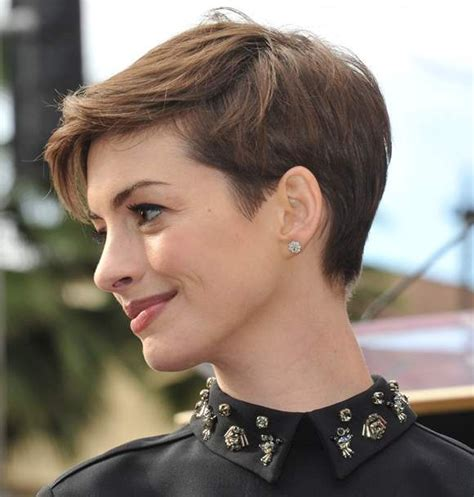 Her hairdresser adir abergel made the entire internet swoon after the photo was posted on instagram. The Modern Pixie Cut   Aim & Ailie