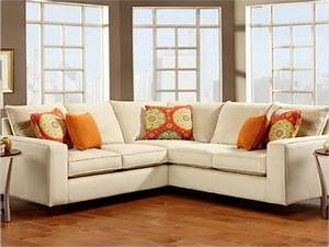 Small sectional sofa for apartment homefurnitureorg for Small sectional sofas for apartments