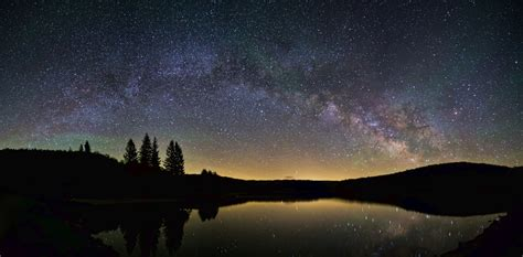 Under The Milky Way What New Map Reveals About Our