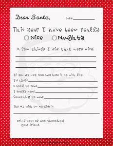 free printable dear santa letter templates hd writing co With a letter to santa for free
