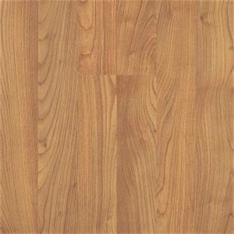 pergo flooring cherry pergo presto cherry planked 8 mm thick x 7 5 8 in wide x 47 1 2 in length laminate flooring