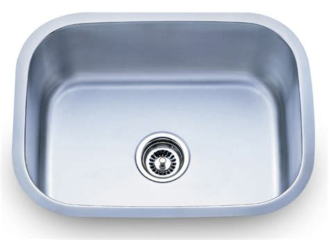 dowell kitchen sinks dowell 6001 2317 18 single bowl undermount stainless