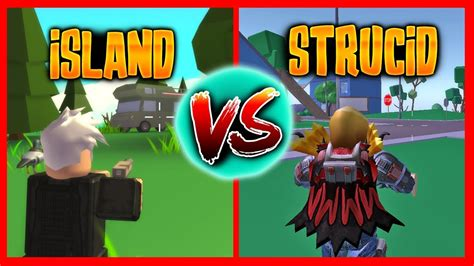 strucid  island royale roblox youtube