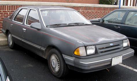 File:1st Ford Tempo sedan.jpg