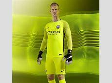 Manchester City 1617 Goalkeeper Kit Released Footy