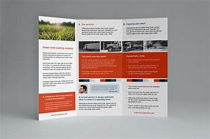 Tri fold brochure template illustrator free the best for Tri folded brochure templates
