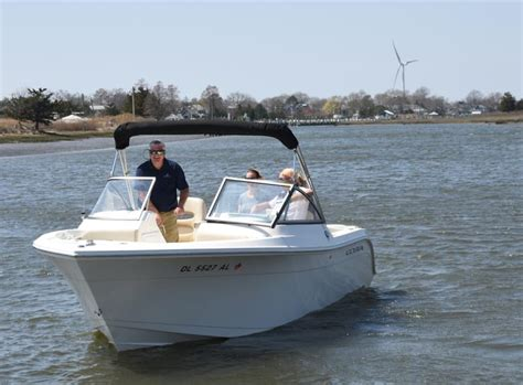 Freedom Boat Club Membership Cost by Freedom Boat Club Offers Hassle Free Boating Cape Gazette