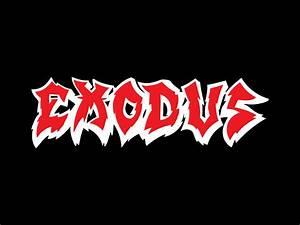 exodus | Band logos - Rock band logos, metal bands logos ...
