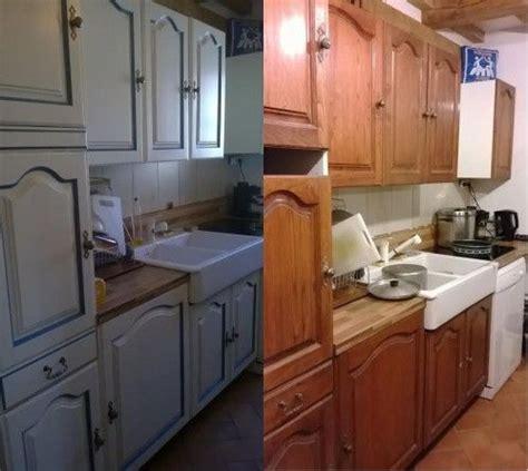 cuisine repeinte portes de cuisine repeintes relooking meubles
