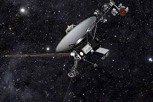 NASA's space probes have a record for aliens
