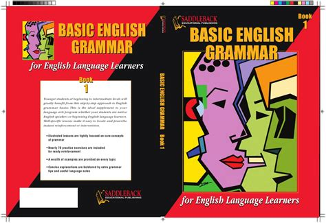 Basic English Grammar, Book 1