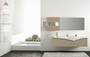 Meuble Salle De Bain Moderne : meubles salle de bains modernes en 105 photos magnifiques ~ Nature-et-papiers.com Idées de Décoration