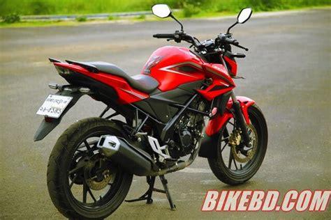 Cb150r Streetfire by Honda Cb150r Streetfire 12 000 Km Test Ride Review By