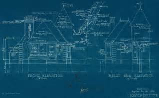 blue prints house file gas station blueprints jpg wikimedia commons