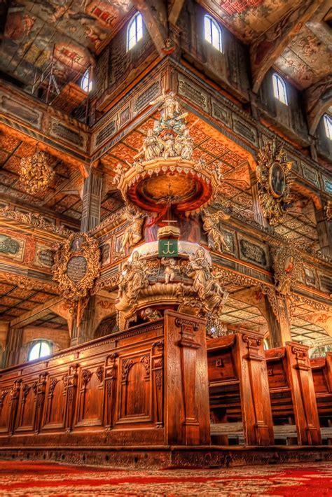 church  peace pulpit swidnica poland sumfinity photography  nico trinkhaus