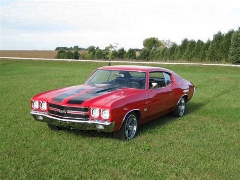 american muscle cars 1970 chevrolet chevelle 187 usa