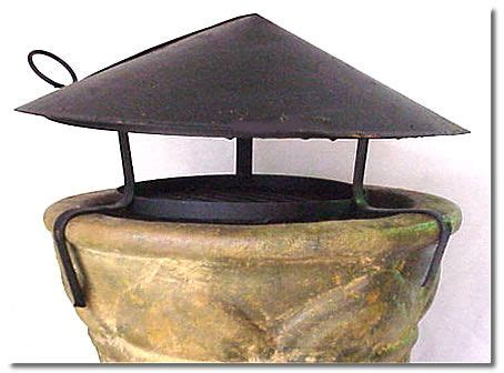 chiminea top chiminea lid backyards patios and porches chiminea