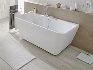 Baignoire Ilot Lapeyre : une salle de bains pur e joli place ~ Premium-room.com Idées de Décoration