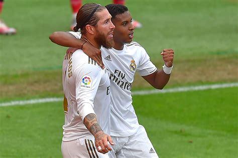 Real Madrid vs Villarreal: EN VIVO, ONLINE. Liga de España ...