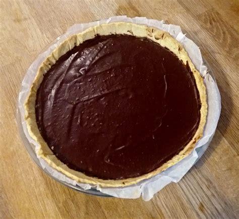 herve cuisine foret recette facile de la tarte au chocolat et caramel au