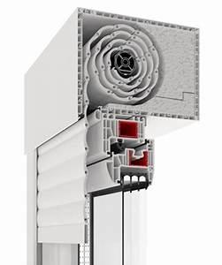 Fenetre De Toit Avec Volet Roulant Integre : baie vitr e avec volet roulant stores ~ Premium-room.com Idées de Décoration